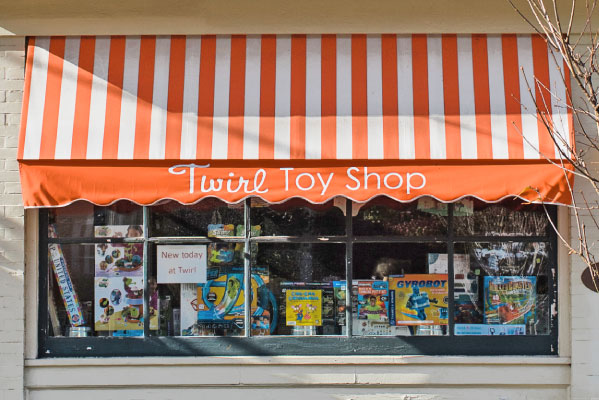 Twirl Toy Shop, Pennington, NJ