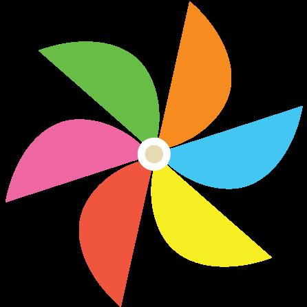 Twirling Pinwheel